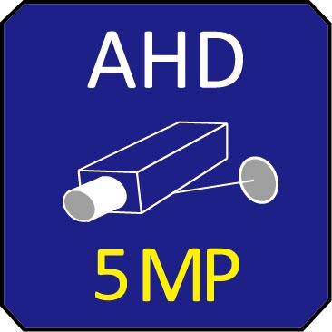 AHD 5MP