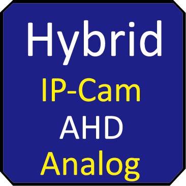 Hybrid AHD